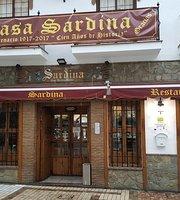 Restaurante Casa Sardina