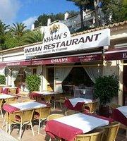 Khaan's Indian Restaurant