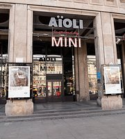 AïOLI inspired by MINI