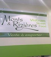 Monts et Rizières