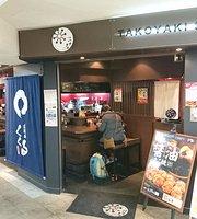 Kukuru Hanatako, Keihan Kyobashi Station