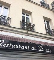 Restaurant Au Douze