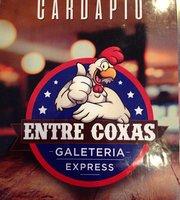 Entre coxas Galeteria Express