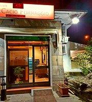 Pizza Cacio Formaggio