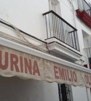 Pena Taurina Emilio Olivia