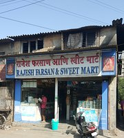 Rajesh Farsan & Sweet Mart