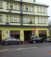 Mr Bean's Cafe