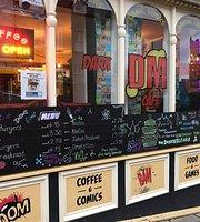 Dark Matter Cafe