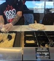 Neapolitan 1000 Degrees Pizza