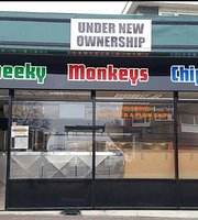 Cheeky Monkeys Chippy