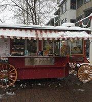 Vail Village Popcorn Wagon