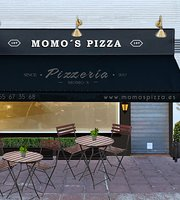 Momo's Pizza