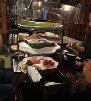 羊角日式炭火燒肉吃到飽