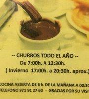 Bar Restaurante Churrería Casa Paola