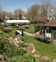 Tuckton Tea Gardens Bournemouth