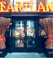 Heartland Brewery in the Port Authority