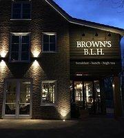 Brown's B.L.H.