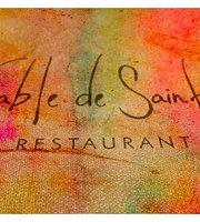 La Table de saint lys