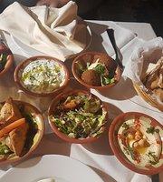 Mezzeh house Lebanese restaurant