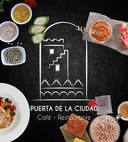 Puerta de la Ciudad Cafe Restaurante