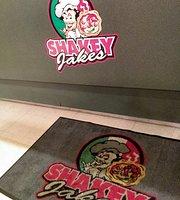 Shakey Jakes Stromboli Pizza