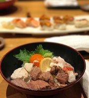 Tsukiji Aozora Sandaime at Ginza Mitsukoshi