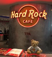 Hard Rock Cafe Tampa Airport
