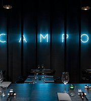 Campo Modern Grill