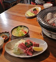 Charcoal fire grilled meat Moritsuji Tei