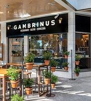 Gambrinus Gastro - Cervecería