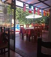 Restaurant Machu Picchu Peru