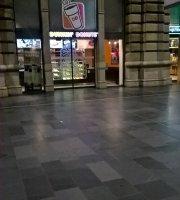 Dunkin' Donuts Store Frankfurt Hauptbahnhof