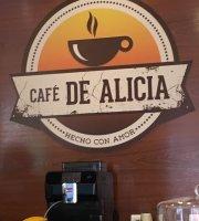 Cafe de Alicia
