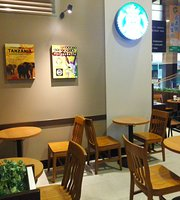 Starbucks Fukushima Medical University Hospital
