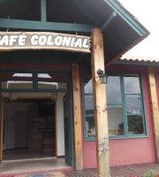 Cafe Colonial Lenha No Fogo