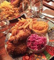 Mama Jackson Soul Food Restaurant gare de lyon
