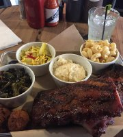 Ace High Saloon & Smokehouse