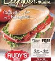 Rudy's Submarines