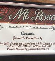 Restaurante Mi Rosa