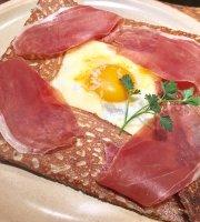 Breizh Cafe Creperie Omotesando
