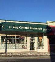 E Yong Oriental Restaurant