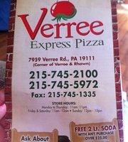 Verree Express Pizza