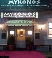 Mykonos Griechisches Spezialitaten Restaurant