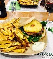Hamburguês - hambúrgueres artesanais