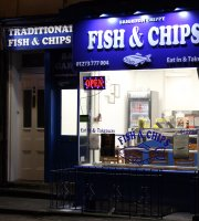Brighton chippy