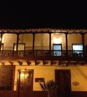 La casa del balcon