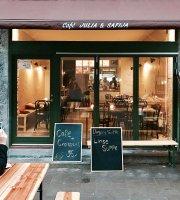 Cafe Julia & Safija