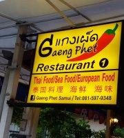 Gaeng Phet Restaurant