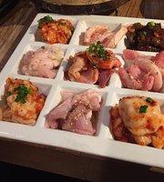 Tanaka Variety meat ( Horumonyaki)