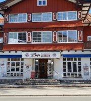 Cafe im Dorf